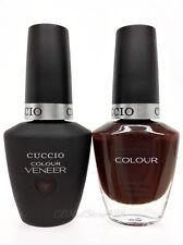 CUCCIO Nail Polish- GEL & LACQUER Duo - Series 2 - Choose Any Color