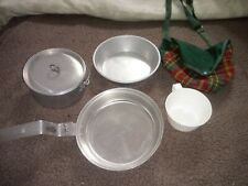 GIRL SCOUT OFFICIAL MESS KIT