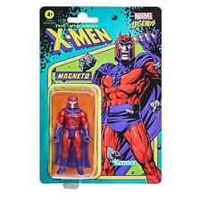 Hasbro Marvel Legends Retro Kenner 3.75 Inch Magneto Uncanny X-Men Brand New