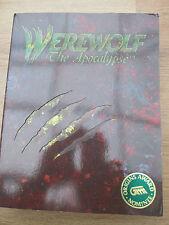 WWTA WEREWOLF THE APOCALYPSE RPG CORE RULE BOOK WW3000 WHITE WOLF SB SC