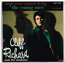 Cliff RICHARD   The young ones     7'  EP 45 tours
