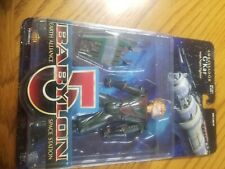 *Ic* Babylon 5 - Series 2 - Ambassador G'Kar - Action Figure with Narn Fighter