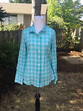 J.Crew Perfect Shirt  NWT SOLD OUT Mint - $78 - 8
