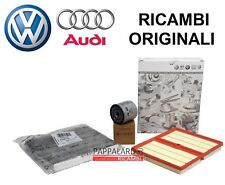 KIT TAGLIANDO FILTRI ORIGINALI VW GOLF 7 1.0 1.2 1.4 TSI GTI METANO GPL DAL 2012