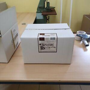 3xSarotti Napolitains 3kg OriginalSchweizer Schokoladen-Stückchen4-fachSortiert