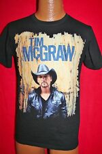 TIM MCGRAW 2012 Brothers Of The Sun Concert Tour T-SHIRT S Kenny Chesney COUNTRY