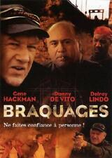 Braquages DVD NEUF SOUS BLISTER