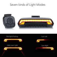 LED USB Fahrrad Licht Fahrad Rücklicht Fahrradlampe Fahrradbeleuchtung DHL