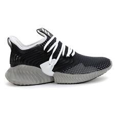 Adidas Men's Alphabounce Instinct CC Core Black/White/Grey Running Shoes G278...