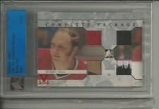 Bobby Hull ITG Ultimate Vault 1/1 on UM7 Complete Package. Ruby Logo. Chicago