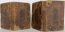 DANIEL DEFOE Robinson Crusoe Two Volumes FOURTH EDITION