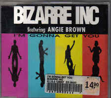 Bizarre Inc-Im Gonna Get You cd maxi single