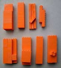 LEGO :  lot de 179 briques orange