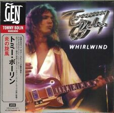 TOMMY BOLIN-WHIRLWIND-JAPAN 2 MINI LP H66