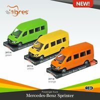 Licensed series of Mercedes-Benz Sprinter Passenger Van Collectible Toy Exclusiv