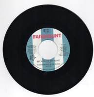 FRANKIE BEVERLY & BUTLERS Because Of My Heart NEW NORTHERN SOUL 45 (OUTTA SIGHT)