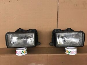 91 92 93 94 95 96 97 ISUZU RODEO HONDA PASSPORT LEFT & RIGHT HEADLIGHT SET