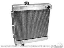 Mustang Radiator Aluminum Late 5.0 1964 1/2 1965 1966 - Scott Drake
