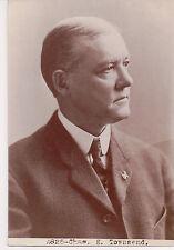 Vintage Press Photo Charles Townsend United States Senator from Michigan