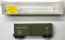 MTL Micro-Trains 20456 US Army USAX various #s