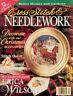 Cross Stitch & Needlework Magazine (C), December 1996 - Christmas Designs + More