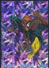 1992 Spider-Man Todd McFarlane Era Prisms Trading Card #P5 Image