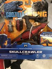 GODZILLA VS KING KONG SKULLCRAWLER MONSTERVERSE PLAYMATES MOVIE FIGURE KAIJU