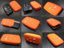 NUOVO Silicone 5 pulsanti smart portachiavi Protector Case Range Rover Discovery L405 o