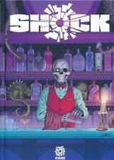 AFTERSHOCK SHOCK HARDCOVER Anthology Comics Featuring Neil Gaiman & More HC