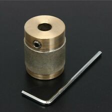 1 Inch Diameter Standard Diamond Grinder Copper Bit for Stained Glass Grinding