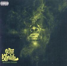 Wiz Khalifa - Rolling Papers [CD]