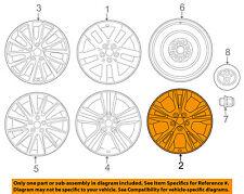 TOYOTA OEM 14-18 Highlander-Wheel-Alloy Aluminum 426110E440