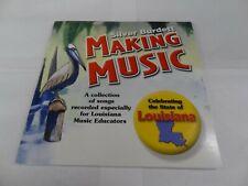 Silver Burdett Making Music Songs Celebrating the State of Louisiana Disc