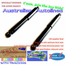 2 Holden Commodore VT VX VX2 Wagon Heavy Duty Rear Shock Absorbers Std Low 97-02