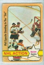Phil Esposito 1972-73 O-Pee-Chee OPC 72 Hockey Card #76 VG NHL Boston Centre d