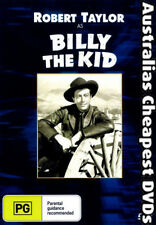 Billy The Kid DVD NEW, FREE POSTAGE WITHIN AUSTRALIA REGION ALL