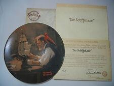 Knowles Rockwell Heritage: I Costruttori Di Navi con Certificato + meine Pos. 2
