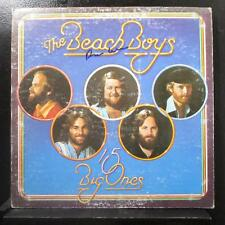 The Beach Boys - 15 Big Ones LP VG+ MS 2251 Vinyl Record Signed By Brian Wilson
