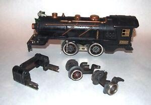 Lionel Prewar O Gauge 262 Steam Locomotive Restoration Project! P