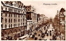 POSTCARD   LONDON   KINGSWAY       RP