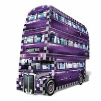 Harry Potter Knight Bus  3D Jigsaw Puzzles 280pc Foam Backed Jigsaw