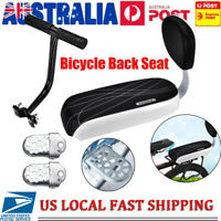 1pcs Bike Bicycle Carrier Rack Seat Post Rear Shelf Set Plastic + Iron
