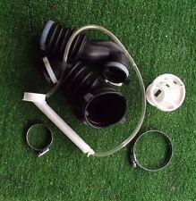 washing machine CREDA W200FW hose to filter+dispenser hose