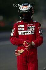 Gerhard Berger McLaren F1 Portrait 1990 Photograph 2