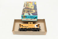 HO ATHEARN KIT BUILT CP CANADIAN PACIFIC RAIL WIDE VISION CABOOSE KADEE COUPLERS