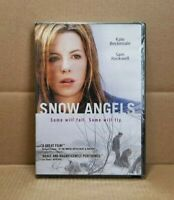 Snow Angels (DVD, 2008, Widescreen) Kate Beckinsale Sam Rockwell NEW & SEALED