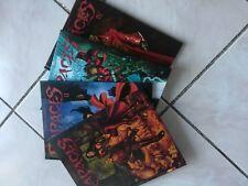 BD Rapaces les 4 tomes T2,T3 et T4 EO TBE ET T1 edition Mars 1999 (inconnu BDtéq