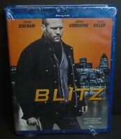 Brand New Sealed Blitz (Blu-ray Disc, 2011) Jason Statham