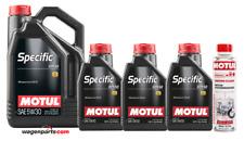 Aceite Motor Motul Specific 229.52 5W30 Mercedes Benz Diesel, 8 Ltr Engine Clean