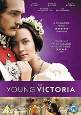 The Young Victoria 2009 Emily Blunt, Jim Broadbent, Mark Strong  UK REGION 2 DVD